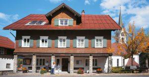 Hirschegg VLV Gebäude Versicherung